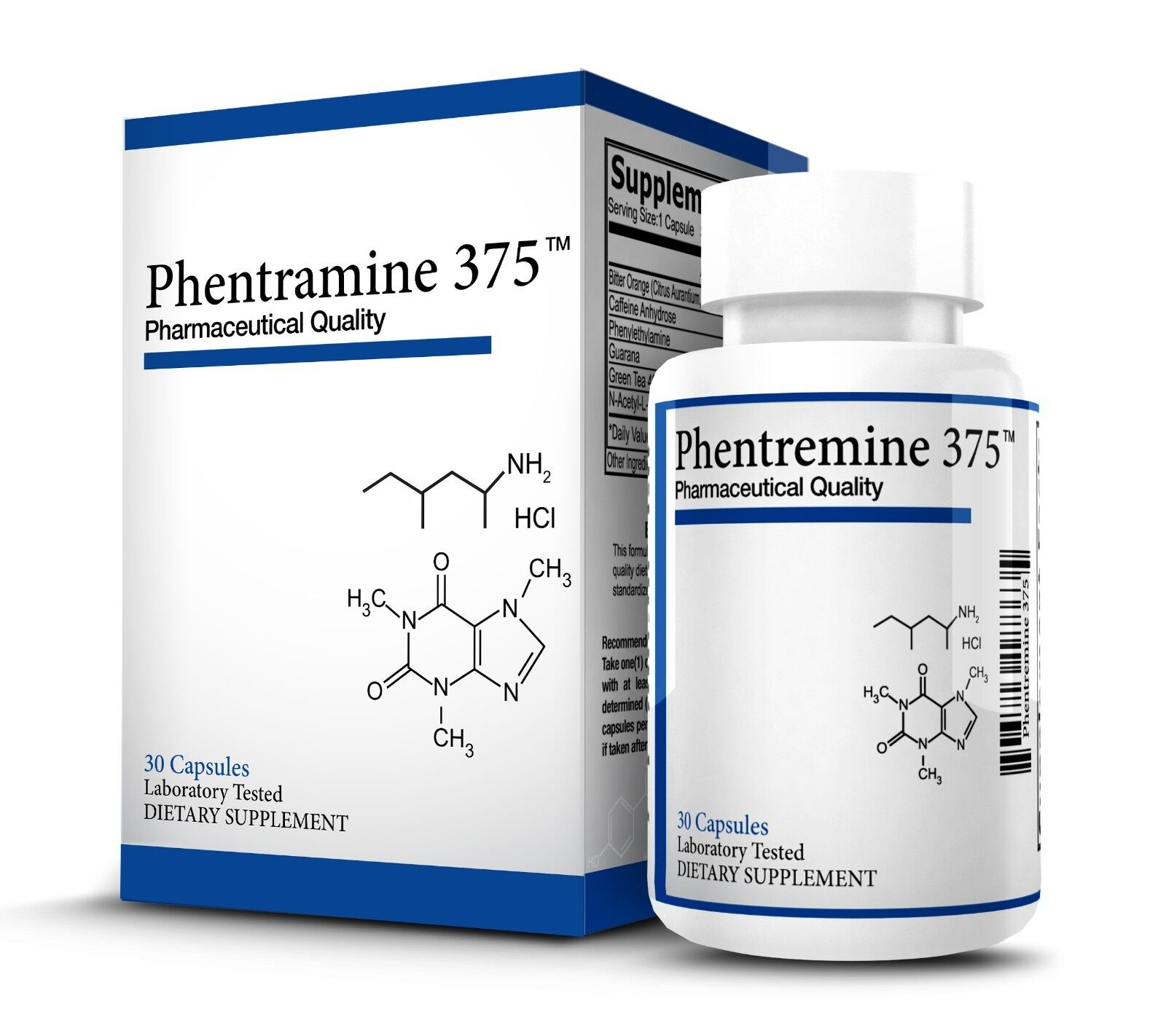 PHENTRAMINE STRONGEST LEGAL APPETITE SUPPRESSANT DIET SLIMMING WEIGHT LOSS PILLS Single Bottle