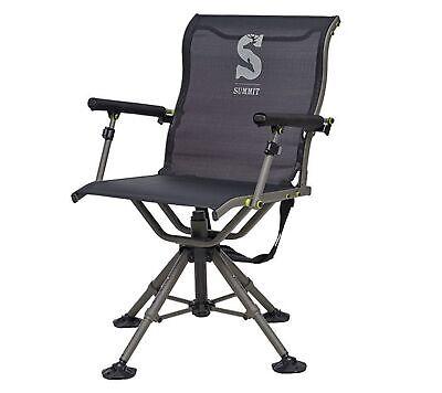 Summit Treestands Adjustable Shooting Chair #SU88023