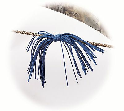 Excalibur Blue/Black Cat Whiskers Crossbow String Silencers