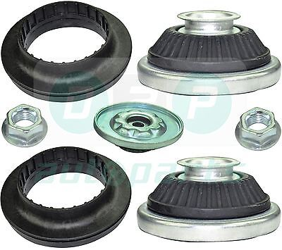 FOR VAUXHALL ASTRA H/MK5 FRONT SUSPENSION TOP STRUT MOUNTS & BEARINGS (PAIR)