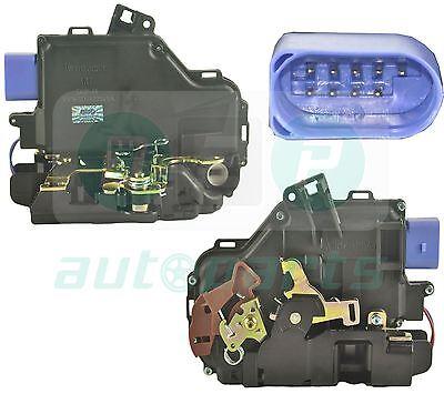 For VW Golf Mk5 (2003-2009) Front Left / Passenger Side Door Lock Mechanism