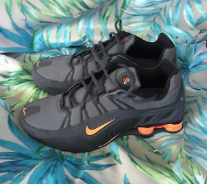 outlet store 18940 09b89 NIKE SHOX TURBO 3.2 SL MENS RUNNING SHOES RUNNERS SIZE US10 EUR44