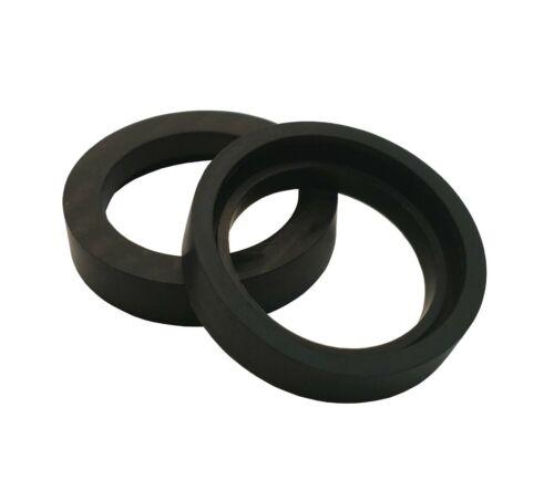 2x Silicone Connector Seals/Gaskets for Intex Pure Spa, Simple Spa (#11699)