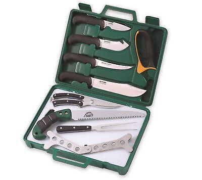 Outdoor Edge Game Processor 12-Piece Knife Set Model -
