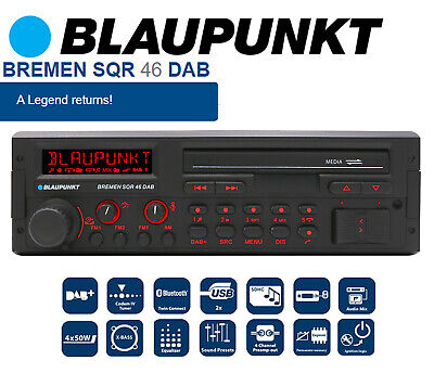 Blaupunkt aux 2-en 10 pol ISO adpater cinch casquillos 7607001508001