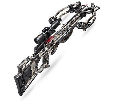 TenPoint Titan M1 370FPS Rope Sled Cocker 3x Pro-View 3 Scop