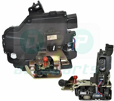 FOR AUDI A4 (B6, B7) A6 C5 FRONT RIGHT DRIVER SIDE DOOR LOCK MECHANISM 4B2837016