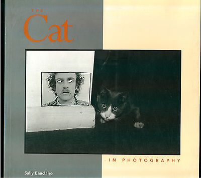 EAUCLAIRE SALLY THE CAT IN PHOTOGRAPHY CHRONICLE BOOKS 1996 GATTI ANIMALI FOTO