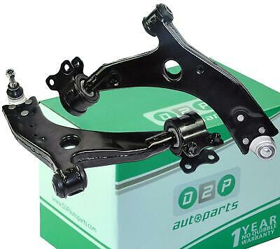 FRONT LOWER SUSPENSION WISHBONE TRACK CONTROL ARMS FOR FORD FOCUS MK2 & C-MAX