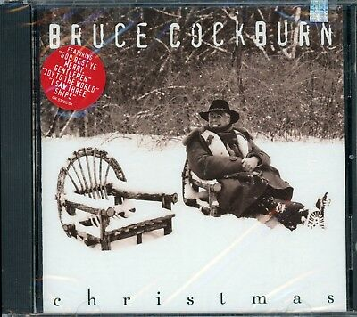 Bruce Cockburn- Christmas (CD, 1993) NEW AND SHRINK-WRAPPED ()