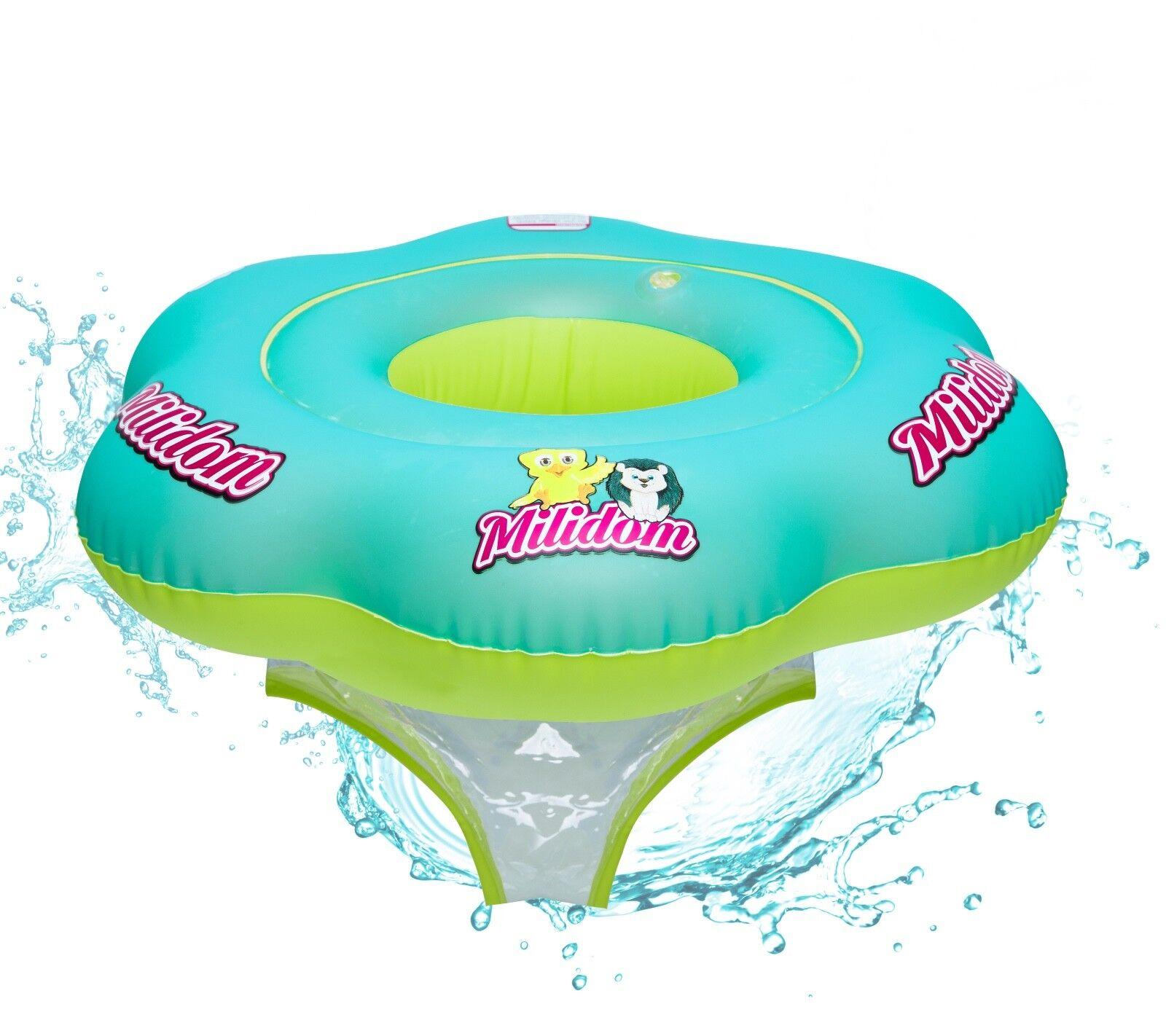 Baby Schwimmring I Baby Float I Schwimmreifen für Baby Mädchen und Jungen