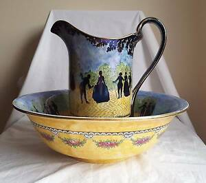 Royal Winton Grimwades Byzanta Ware Wash Jug and Bowl Cranbourne North Casey Area Preview