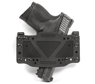 Limbsaver CrossTech Form-Fitted Gun Pistol Black Holster #12501