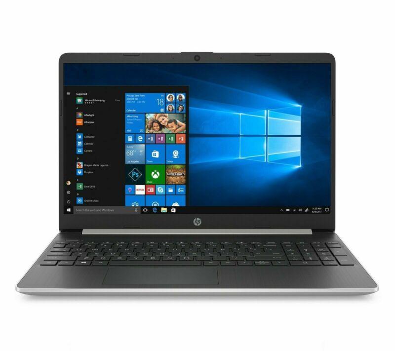 "HP 15.6"" Intel Core I3-1005G1  8GB RAM / 256GB SSD Windows 10 Touchscreen Laptop"