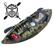 Kayak SWORDFISH 270 KAYAK - Fishing & Exploring Browns Plains Logan Area Preview