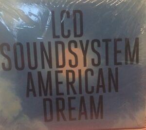 LCD Soundsystem American Dream CD BRAND NEW