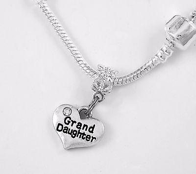 Granddaughter Necklace Huge sale Granddaughter Gift Granddaughter chain best (Granddaughter Gift)