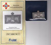 Göde Histórico Feuerwehrehrenzeichen: Fürstentum Labio Feuerwehrdienst Honor -  - ebay.es