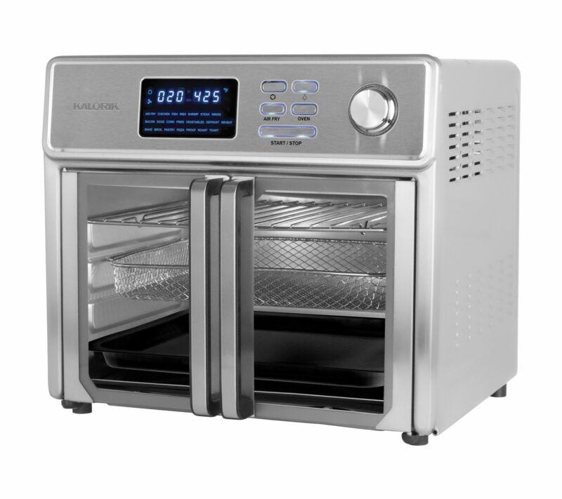 Kalorik 26-Quart Digital Maxx Air Fryer Oven Scratch and Dent - Refurbished
