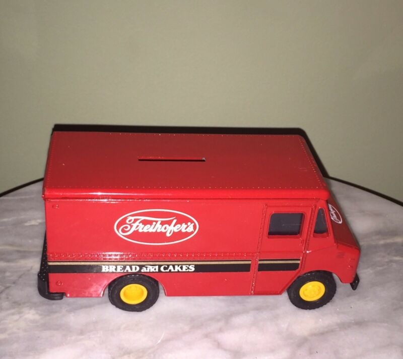 Freihofer Delivery Truck Bank