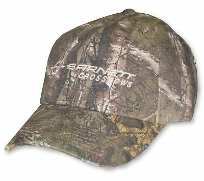 a393480a78659 Barnett Crossbows Camo Embroidered Logo Hat  13000