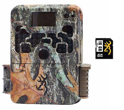 Browning Strike Force 850 HD Micro 16MP IR Flash Video Trail Camera BTC-5HD-850