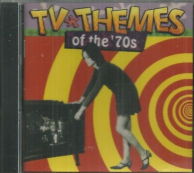 Themes Of The 70s (TV THEMES OF THE '70S CD    OOP AND VERY HARD TO FIND  BRAND)