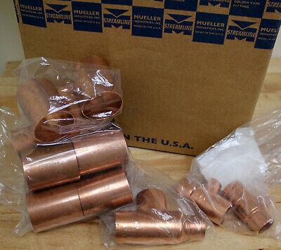 Over 30 Mueller Copper Teeelbowcouplers Wrot Cxc Ftgxc