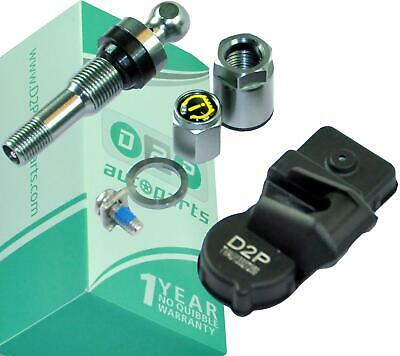 FOR Jeep Grand Cherokee Mk3 TPMS Tyre Pressure Sensor PRE CODED READY TO FIT