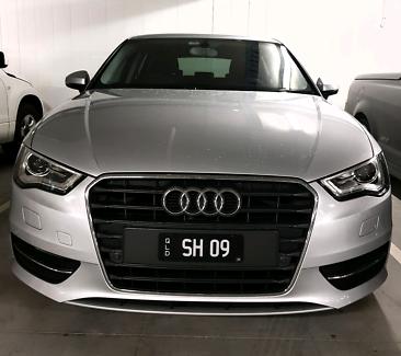 2013 Audi A3 Sportsback 1.4L