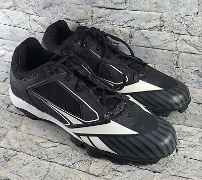 Reebok ProZig Mid Football Cleats V48139 White//Black