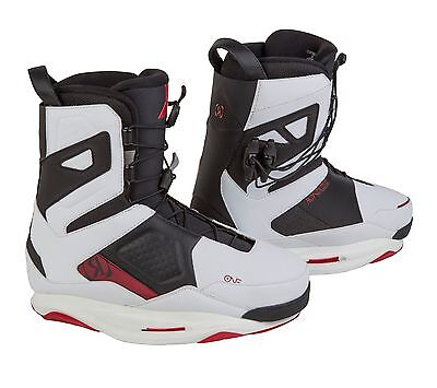 Ronix 2015 One Boot White Size 13-14 Wakeboard Binding