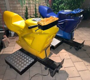 Genuine Arcade Machine Motor Bikes for Cyber Cycles / Suzuka Working
