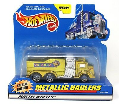Hot Wheels Métal Haulers - Jouets