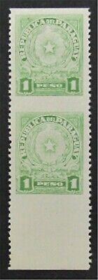 nystamps Paraguay Stamp Mint Imperf Error    L30y976