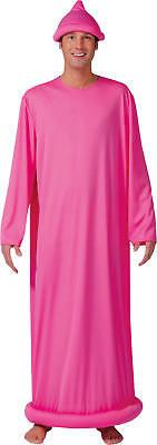 Kondom pink Junggesellenabschied Karneval Fasching Kostüm 50-54
