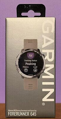 Garmin Forerunner 645 Sandstone GPS Running Watch Wrist-based Heart Rate - NEW
