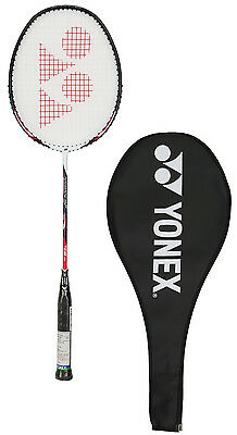 Yonex 2017 Nanoray 10F Badminton Racket 4U5G Red NR10F