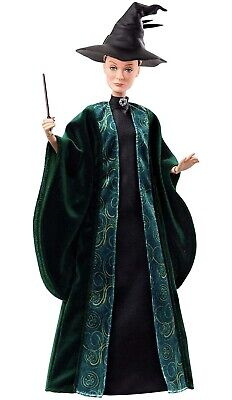 HARRY POTTER WIZARDING WORLD Minerva McGonagall DOLL 2018