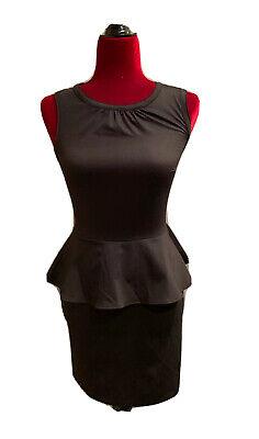Black H&M Sleeveless Mini dress