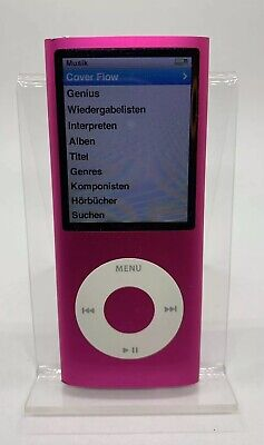 Apple iPod Nano 4. Generation Rosa Pink 8GB 4G 4th gebraucht #97 RAR Pink 4. Generation Ipod