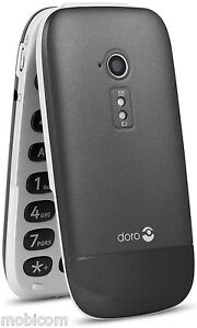 Doro-Phone-Easy-631-Black-Unlocked-Big-Button-FM-Camera-3G-Mobile-Phone