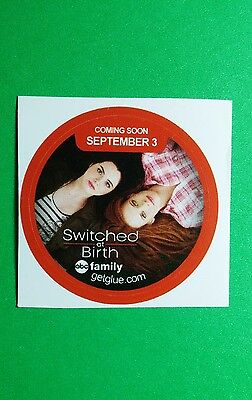 Switched At Birth Laying Head To Head Tv Getglue Get Glue Small 1 5  Sticker