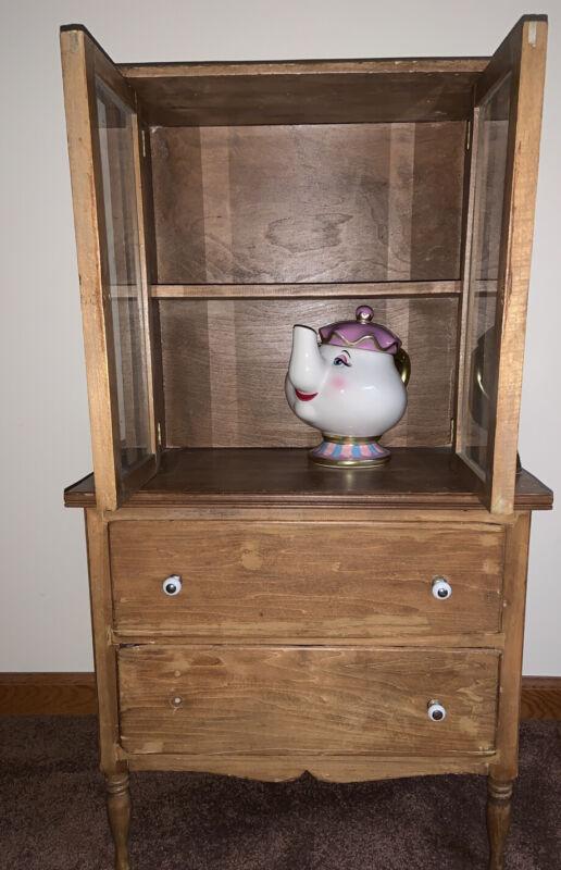 Antique Children's Cupboard- In Good Condition