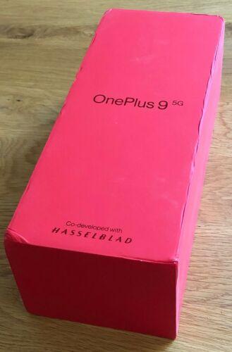 OnePlus 9 5G 128GB 8GB RAM Astral Black Schwarz LE2110 - WIE NEU - mit Rechnung