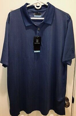 PGA Tour Golf wicking UV Protection polo shirt sz XL Anti (Antimicrobial Golf Polo Shirt)