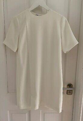 ALEXANDER WANG Ivory Off White Shift Dress Size 2 UK 10