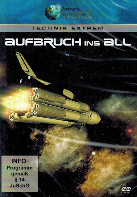 DVD NEU/OVP - Aufbruch ins All (Discovery World, Technik Extrem)