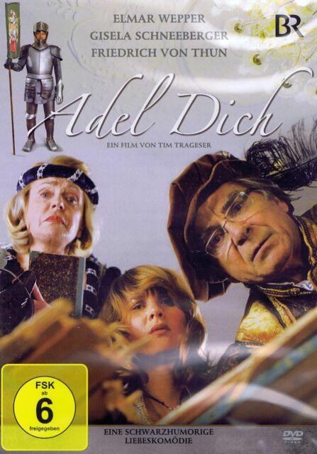 DVD NEU/OVP - Adel Dich - Elmar Wepper, Gisela Schneeberger & Friedrich von Thun