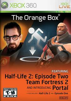 The Orange Box Xbox 360 - Complete - AS NEW Prospect Prospect Area Preview